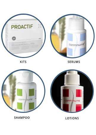 Hair Loss Treatment Products